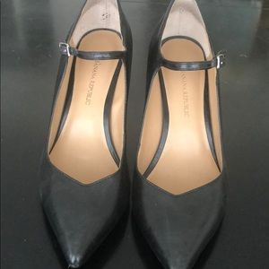 Beautiful barely used Banana Republic Mary Janes